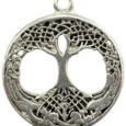 Above Below Tree of Life Amulet