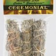 ceremonial smudge stick 3 pack