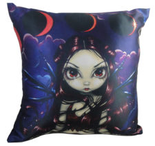 invoking the eclipse fairy pillow