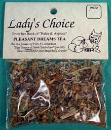 pleasant dreams herbal tea
