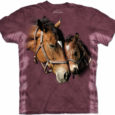 two hearts t shirt